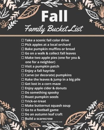 fall bucket list-8x10