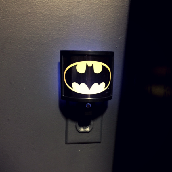 batman nightlight