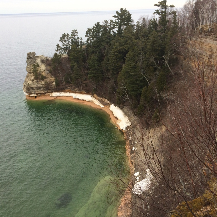 Pictured rocks yooper family road trip