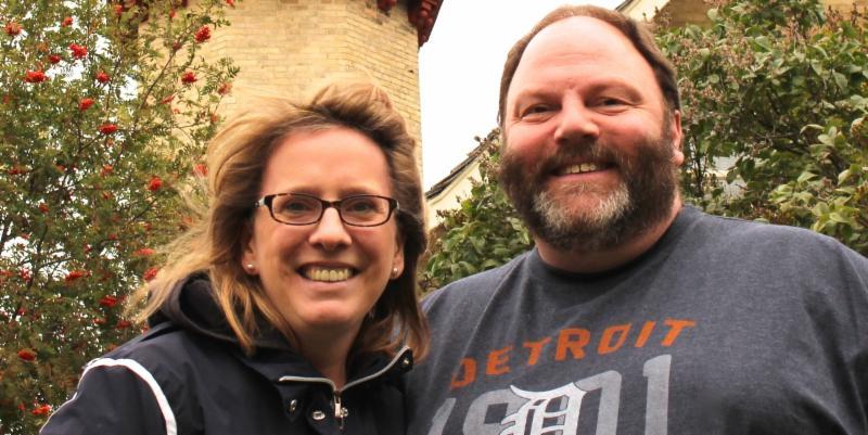 Brett & Carol Ray