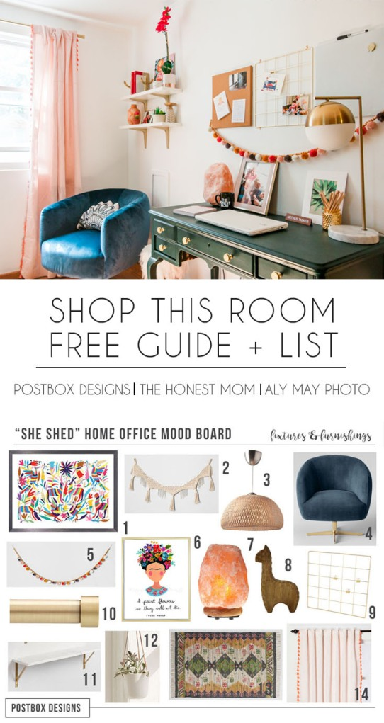 Shop This Room Freebie for Pinterest ALL BRANDS